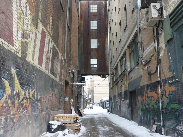 Bathurst & Queen, Toronto