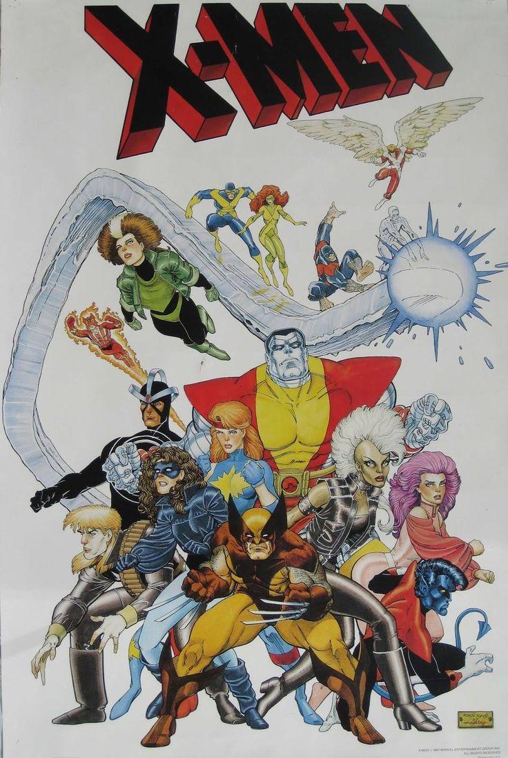 Art Adams - X-Men