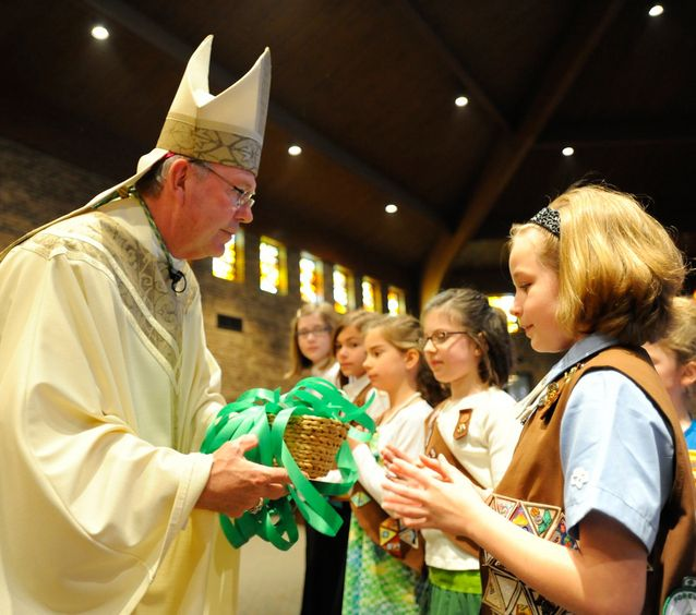(This is why so many have left the church)  Archbishop Attacks Girl Scouts For Being Incompatible With Catholic Values