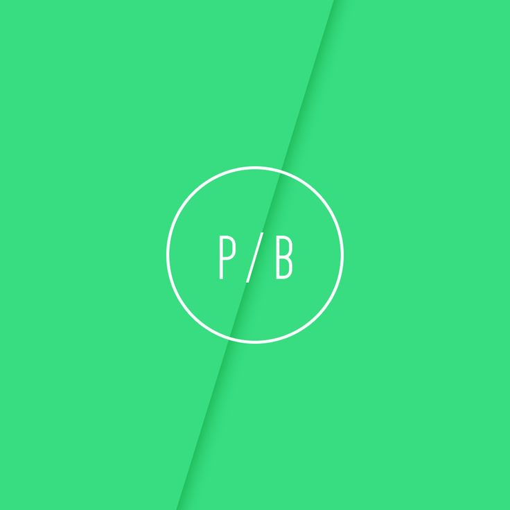 PB branding. Branding practice. Success Maake