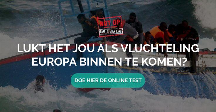 Stap zelf in de schoenen van een Syrische vluchteling. In deze online test maak je dezelfde keuzes als een iemand die vanuit Syrië Europa binnen wil komen. Ontdek hoe zwaar deze reis is en leer onderweg over vluchtelingen, grenzen en vluchtroutes.