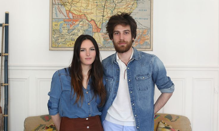 Vanessa and Alex are the duo behind the smart Anglo-Saxon blog, Messy Nessy chic! Discover their deco tips and secrets in Paris...