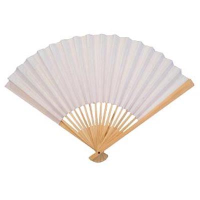 Our white paper fans make beautiful, yet affordable, party and wedding favors. Only $0.69 when you order 120!