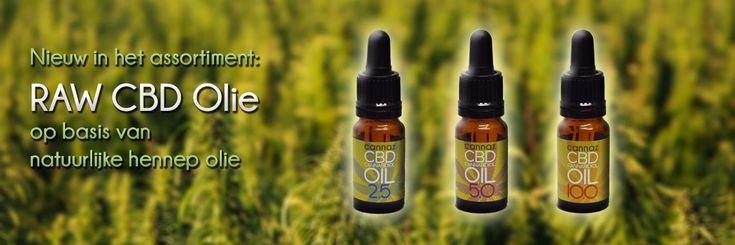 Natuurlijke RAW CBD Olie met 2.5% to 10% CBD met natuurlijke hennepolie en CO2 hennep extract.  Smaak: bitter en pittig Kleur: donker Ingrediënten: ca. 50-70