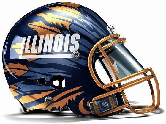 Fighting Illini Football: The Illinois Helmets & Uniforms Thread 2013 - IllinoisLoyalty.com