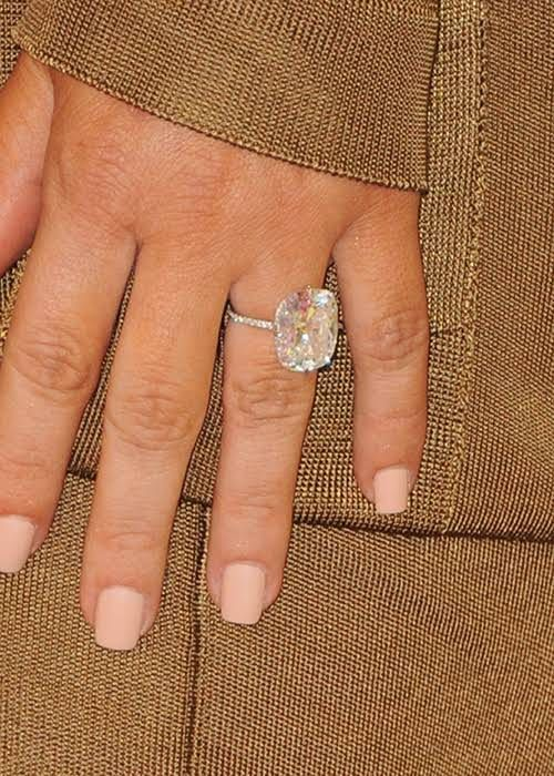 You Won't Believe What Kanye West Had Engraved in Kim Kardashian's Stolen Engagement Ring