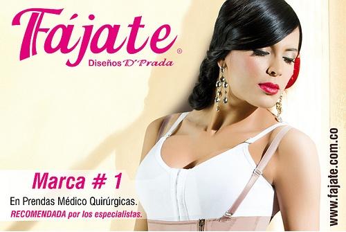Galería de Fajate Visita nuestro Blog y entérate de las ultimas novedades de la marca líder de prendas de control www.fajate.com.co