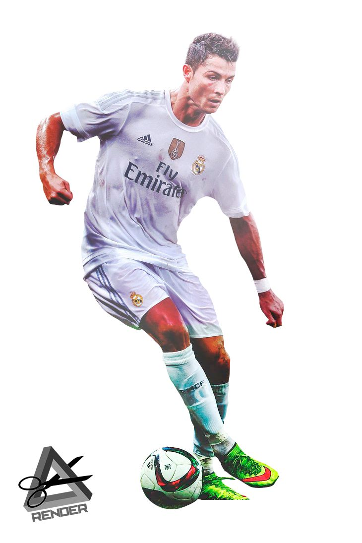 Cristiano Ronaldo Render 2015-2016 Real Madrid by RAAT96 | cr7 forever ...
