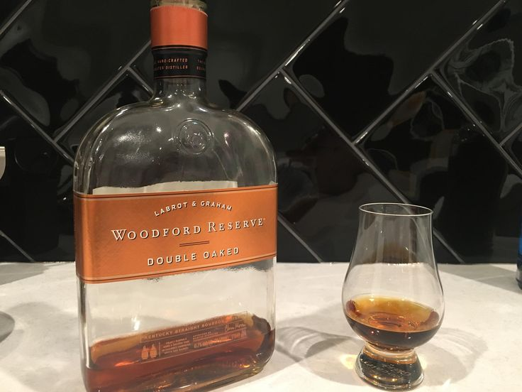 Review #5 - Woodford Reserve Double Oaked #bourbon #whiskey #whisky #scotch #Kentucky #JimBeam #malt #pappy