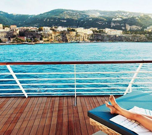 A Mediterranean Cruise with a View: Our Most Repinned Item of the Week : Condé Nast Traveler