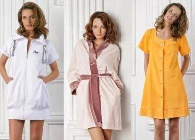 Домашняя одежда должна быть комфортной и красить женщину. Если вы хотите всегда выглядеть стильно, откажитесь от старых маек и растянувшихся лосин.
