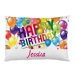 Personalised-Happy-Birthday-Pillowcase-Girls-Gift-Children-Kids-You-Choose-Name