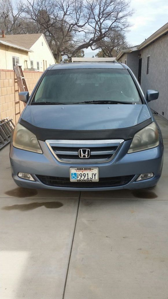 2005 Honda Odyssey Touring Van 6,500