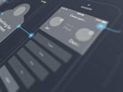 Almwajaha – Mobile App Flow by Ilya Burakov for CPD&BBK