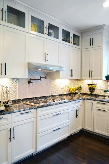 glass cabinets kitchen best glass front cabinets ideas on inside 15824