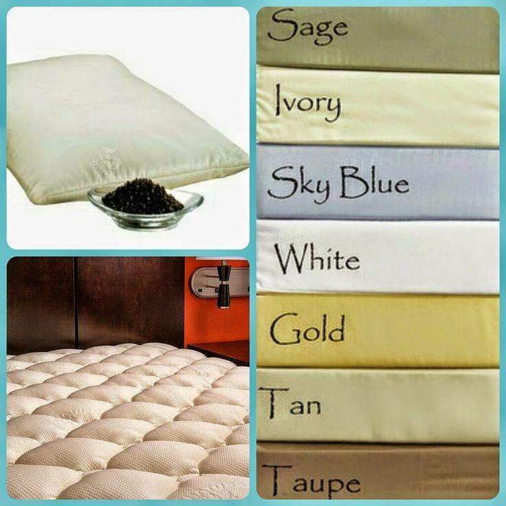 Sleep Cool And Comfortable ~ Summer Giveaway Enter To Win Bamboo Mattress  Pad, Bamboo Sheet Set And Buckwheat Pillow!