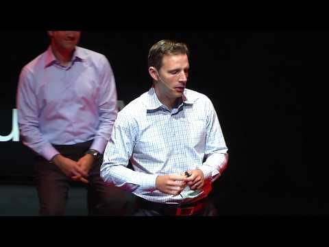 Big Data's Coming To Your Town - Donnie Fowler and Zach Friend @ TEDxSantaCruz