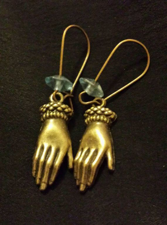 Check out this item in my Etsy shop https://www.etsy.com/listing/223527324/dangle-earrings-with-hand-findings