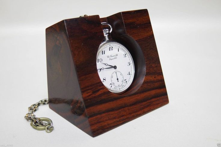 Pocket+Watch+Display+Case | Pocket Watch Display Rack Holder Case Stand Rosewood Japan