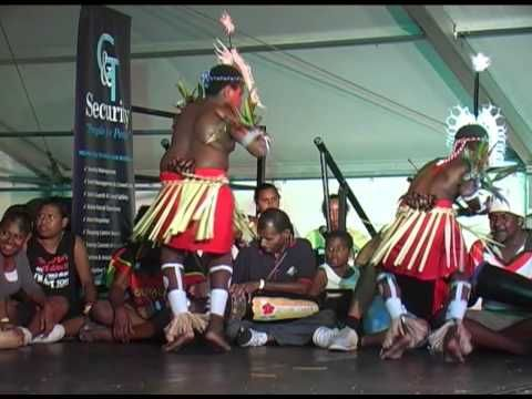 Kab Kar dance from Murray Island