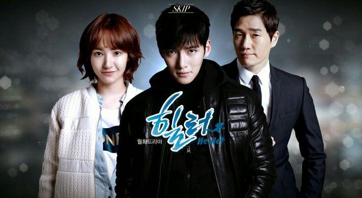 Titulo: Healer (Sanador)  Genero: Accion-Romance  Lo agregaras como uno de tus favoritos en seguida ...Ji Chang Wook  y Park Min Young logran transmitir el romantisismo en este drama hermoso (aunque no es tipica historia de amor ) y eso la hace muy entretenida..