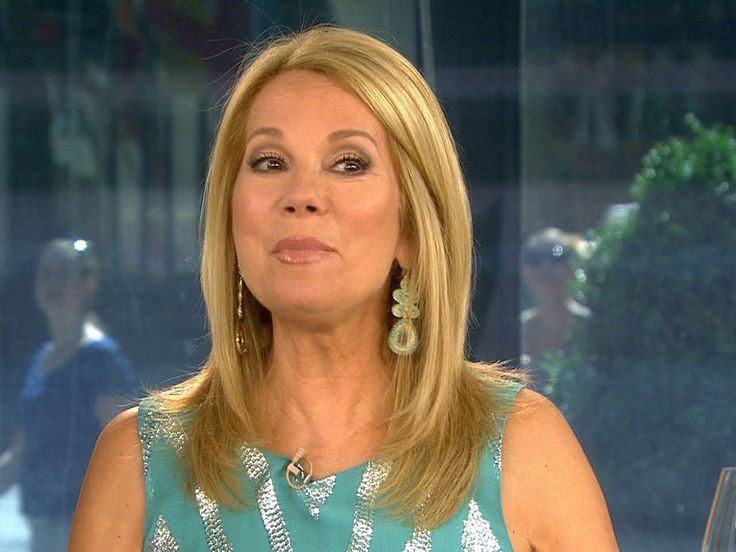 Kathie Lee switches up her hairdo