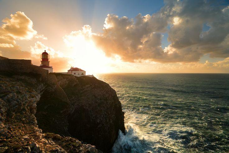 Farol do Cabo de Sao Vicente by Marko Stavric on 500px