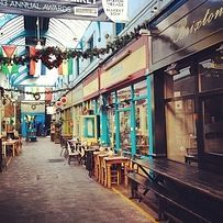 Lunch in Brixton Village followed by a Brockwell park walk.   The 21 Loveliest Places To Go For A Date In London