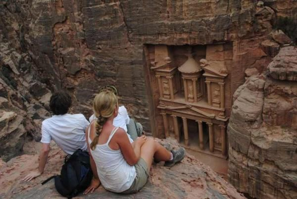 explore Petra The red Rose City http://www.ibisegypttours.com/tour-packages/egypt-and-jordan-tours/cairo-nile-cruise-and-petra-tours