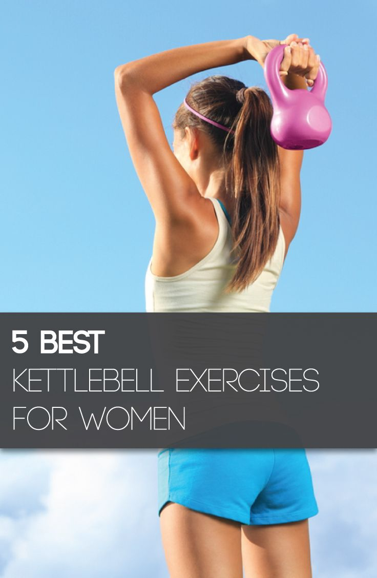 Kettlebells are fantastic for strengthening your core, full body strengthening and muscle toning. Kettlebell exercises also help you burn more calories in less time.