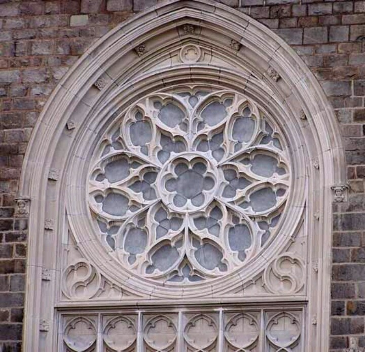 546 best Gothic Tracery images on Pinterest | Architecture ...