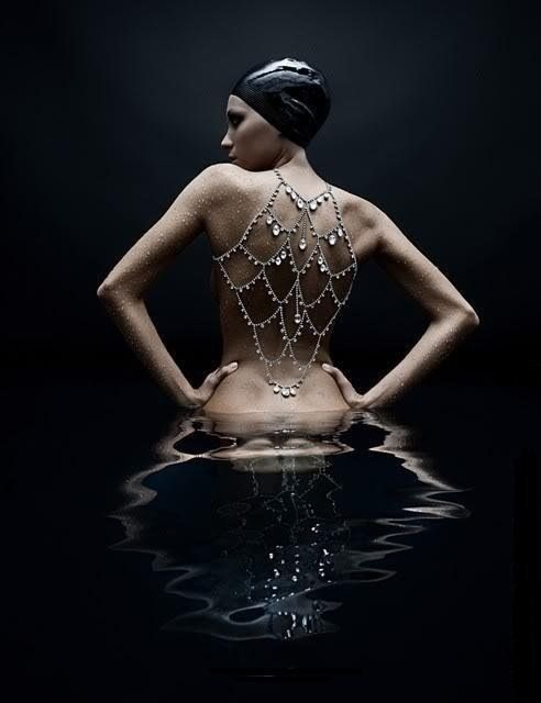 back jewellery...for backless dress?