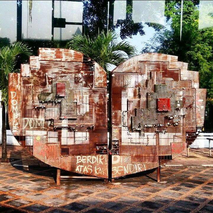 Gembok Cinta, Yogyakarta