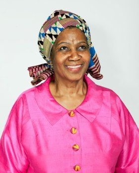 Executive Director of UN Women Phumzile Mlbambo-Ngcuka in TIME Magazine for International Women's Day 2014
