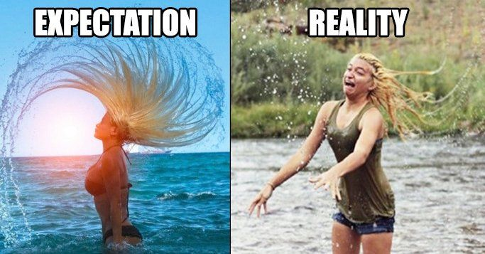 11 Expectations vs. Reality Pics That Speak The Cold Hard Truth #collegehumor #lol