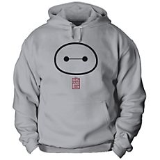 Big Hero 6 Baymax Hoodie for Adults