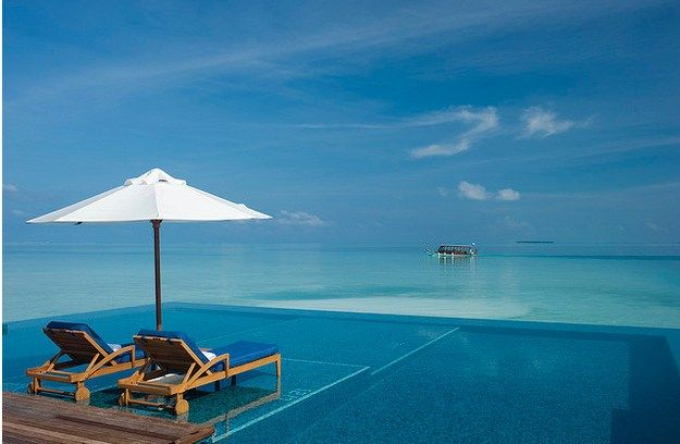 モルディブ・ランガリ島