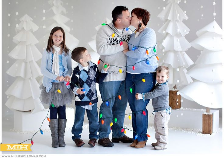 Cute Christmas background...and picture idea