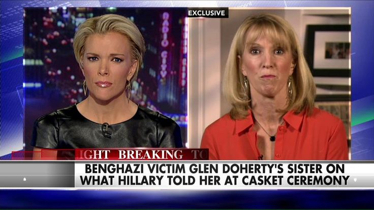 Benghazi Victim's Sister Shocked by Bill Clinton's Comments