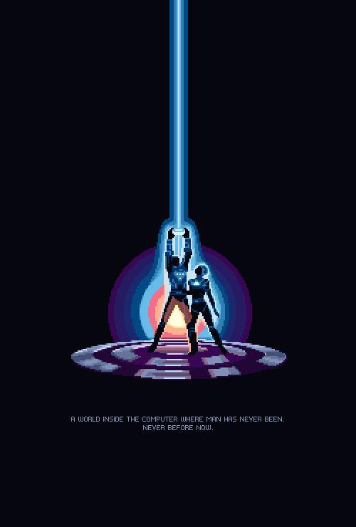 Tron (1982) Shown at 200 percent.