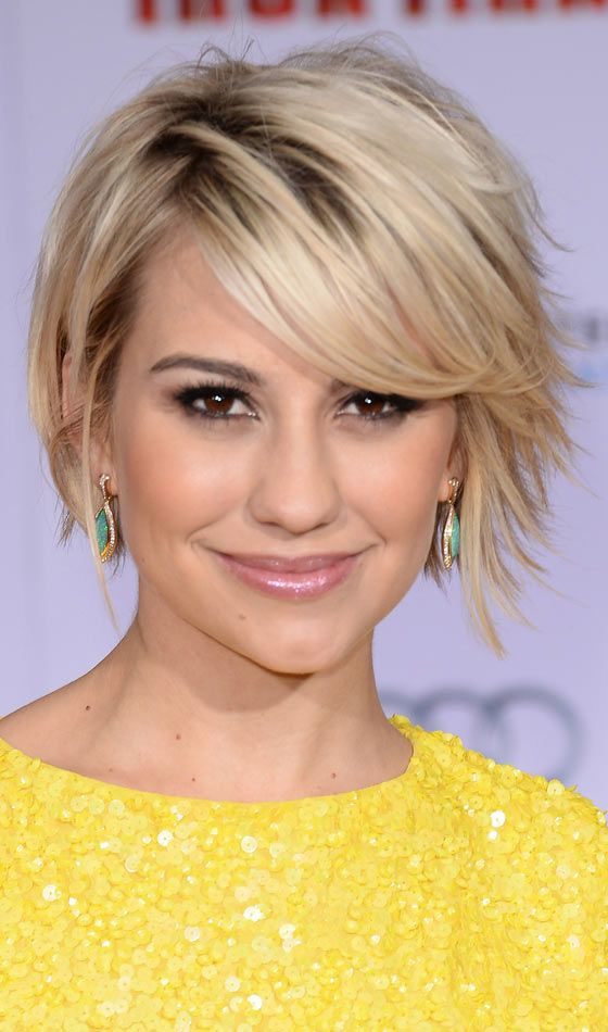 Her Bangs are PERFECTION! Colours and Choppy Fringes