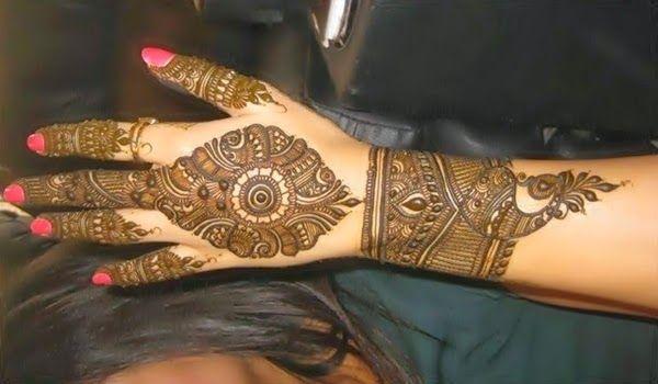 Best Mehndi Designs 2014 | Indian, Arabic, Pakistani Mehndi Images Collection 2014 - New Fresh Fashion