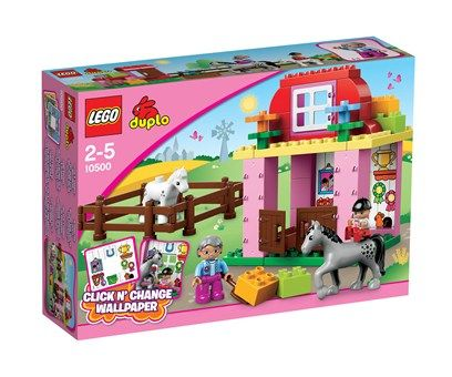 LEGO DUPLO 10500, Stall