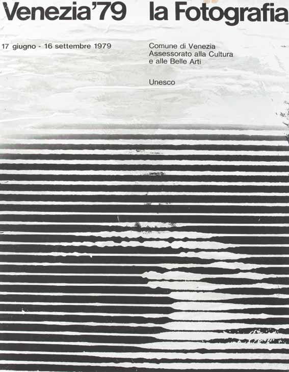 Bob Noorda, Manifesto Venezia '79, 1979