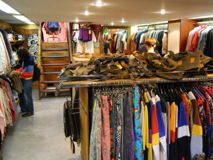Top 10 Vintage Clothing Shops - BEST OF AMSTERDAM - Awesome Amsterdam