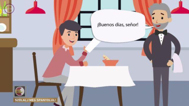 Spanyol szótár - kattints ide a 106-110. adás szavaiért!