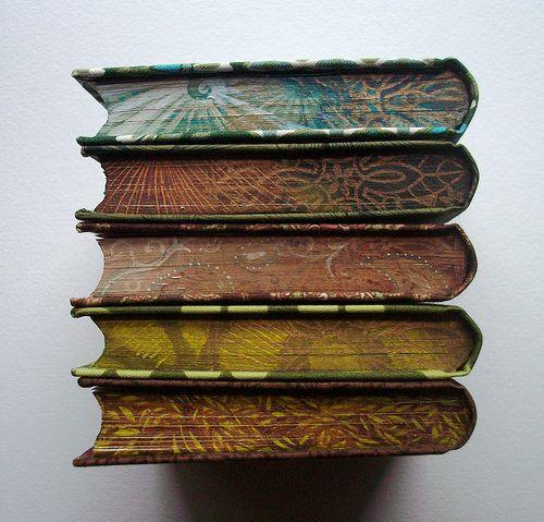 book edges