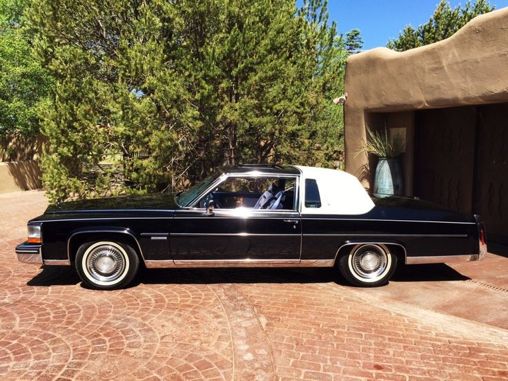 99 best images about Cadillac Fleetwood Brougham 198092 on