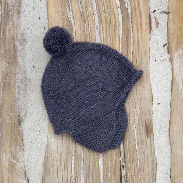 Agda by Susie Haumann from the book Warm Knit for Cool Kids. 2 to 8 years