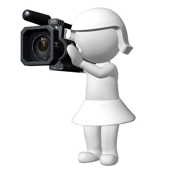 Картинка видеокамера на прозрачном фоне